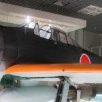 国立科学博物館 零戦21型複座改造型