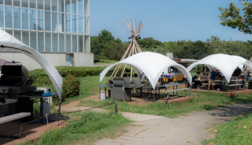 バーベキュー・キャンプに行きたい!【東京周辺バーベーキュー情報】