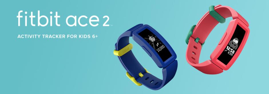 写真:Fitbit Ace 2